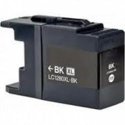 Tinteiro Brother Compatível LC1220 / LC1240 / LC1280BK Preto