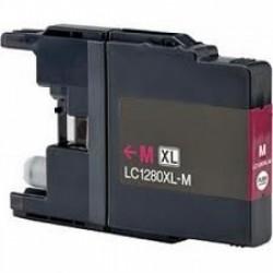 Tinteiro Brother Compatível LC1220 / LC1240 / LC1280M Magenta