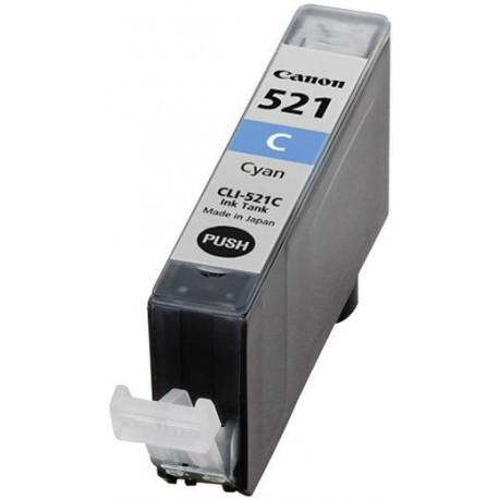 Tinteiro Canon Compatível CLI-521BK Preto