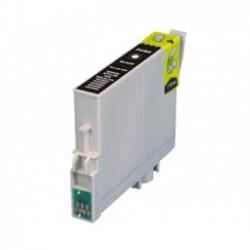 Tinteiro Epson Compatível T0711 / T0891 - Preto
