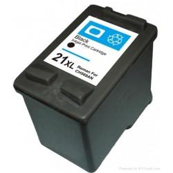 Tinteiro HP Compatível Nº 21 XL preto (C9351CE)