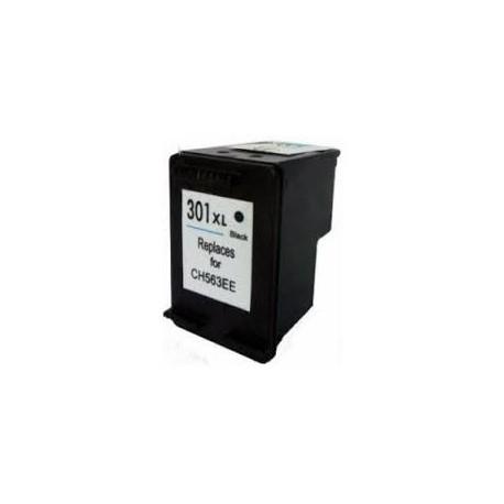 Tinteiro HP Compatível 301 XL Preto V3 (CH563EE)