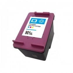 Tinteiro HP Compatível Nº 901 XL tricolor (cc656ee)
