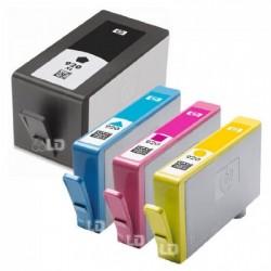 Conjunto 4 Tinteiros HP 920XL Compatíveis
