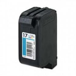 Tinteiro HP 17 Compatível (C6625A)