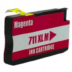 Tinteiro HP Compatível 711 XL Magenta (CZ131A)
