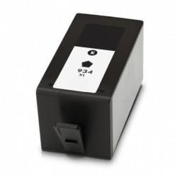 Tinteiro HP Compatível 934 XL Preto V3 (C2P23AE)