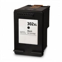 Tinteiro HP Compatível 302 XL Preto (F6U68AE)