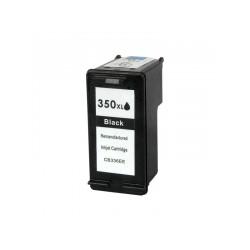 Tinteiro HP Reciclado Nº 350 XL preto (CB336EE)