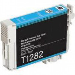 Tinteiro Epson Compatível T1282 - Azul