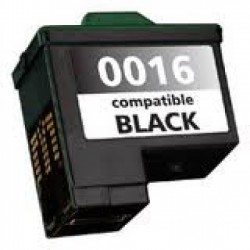 Tinteiro Lexmark Compatível Nº 16 ( 10N0016 ) / Nº 17 Preto ( 10NX217E )