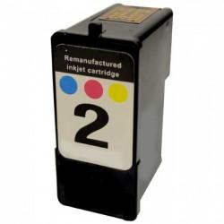 Tinteiro Lexmark Reciclado Nº 2 (18C0190)