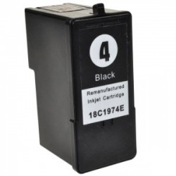 Tinteiro Lexmark Reciclado Nº 4 (18C1974)
