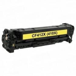 Toner HP 410X Compatível Amarelo CF412X