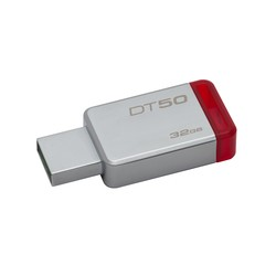 Kingston Pendrive 32GB DataTraveler 50 USB 3.0 Metal/Red