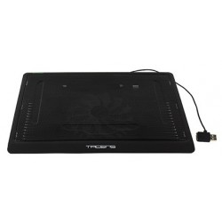 "Base TACENS ANIMA Notebook Cooling 15.4"" Black - ANBC1"