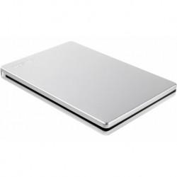 "Disco Externo Toshiba 2.5"" 2TB CANVIO SLIM Silver - USB 3.0"