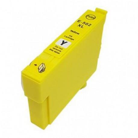 Tinteiro Epson Compatível 502 XL - T02W4 / T02V4 Amarelo