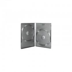 Capa de DVD para 2 DVD 14mm