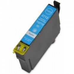 Tinteiro Epson Compatível 27 XL T2712 Azul