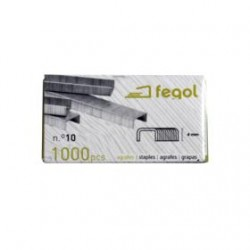 CX.1000 Agrafes Nº10 FEGOL REF.7110