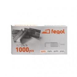 CX.1000 Agrafes 24/6 FEGOL REF.71246