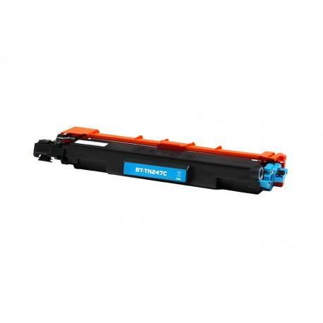 Toner Brother Compatível TN-243 / TN-247 C Azul