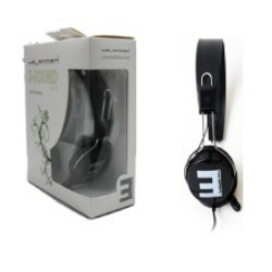HEADPHONE HALFMMAN MODEL SH-13 SILVER – NEW AGE SOUND