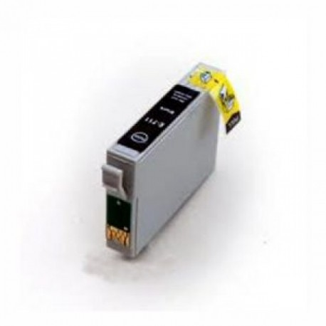 Tinteiro Epson Compatível T1291 - Preto